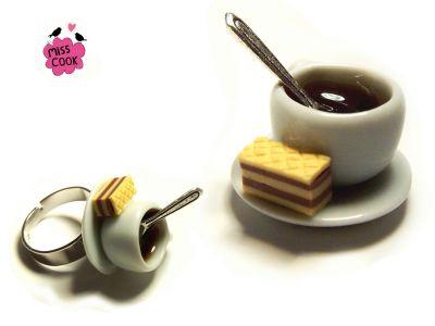 bague pause cafe