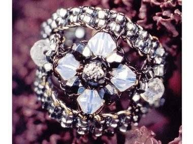Comment réaliser une bague avec perle – La réalisation