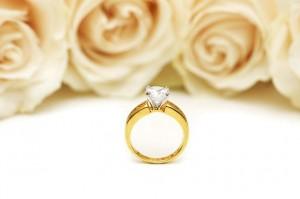 Bague de fiançailles en diamant – Tout sur les fiançailles – La bague