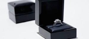 Bien ranger les bagues de mariage