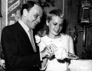 La bague de fiançailles de Mia Farrow