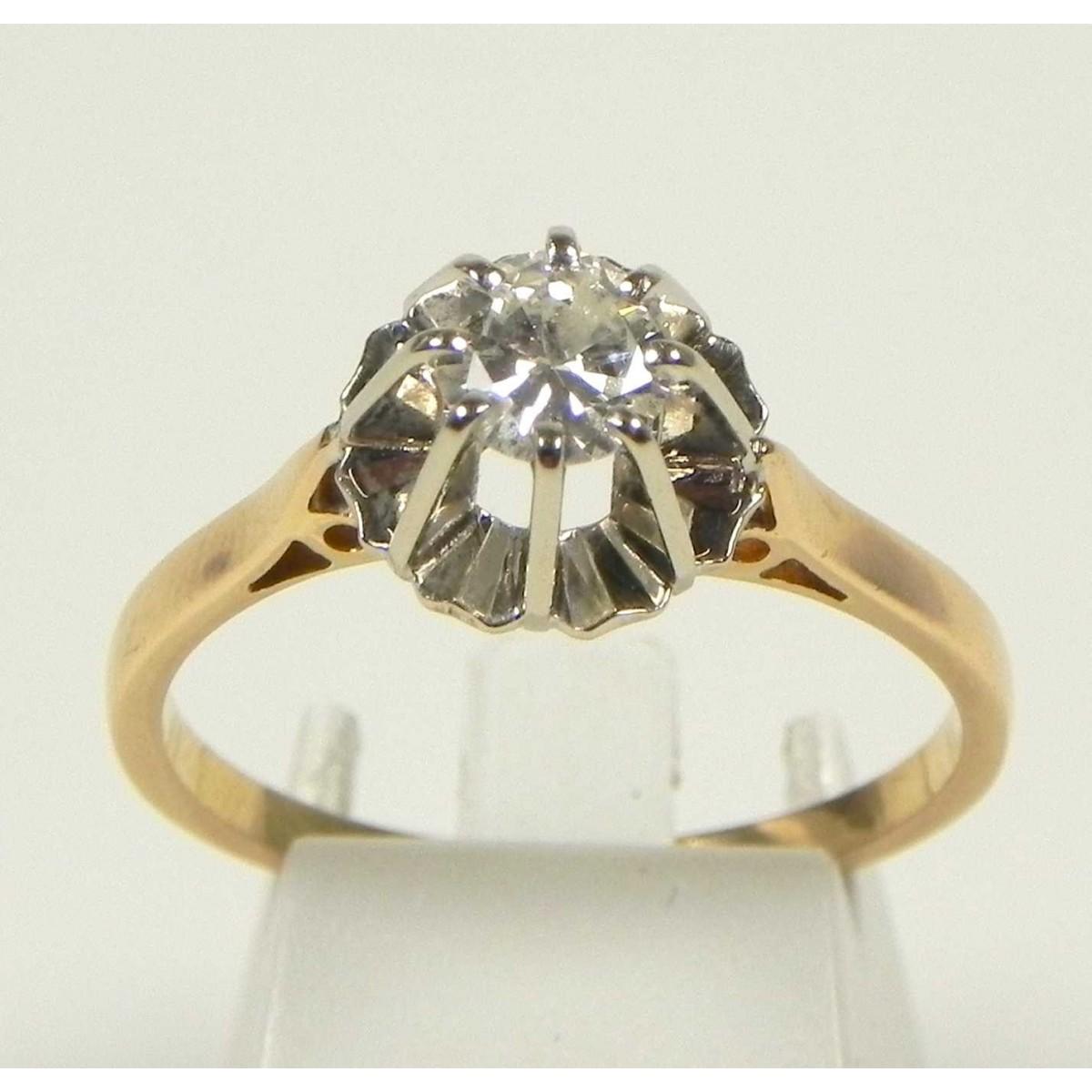 Extrêmement Top 5 bagues anciennes en diamant VM53