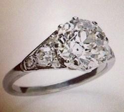 Un anneau trop large